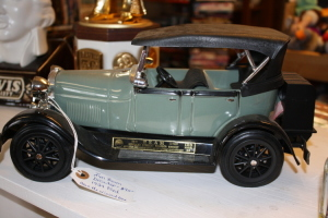 Jim Beam Decanter 1920 Model T