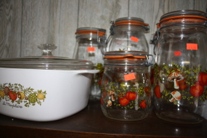 Vintage Canister Set $5.00 each